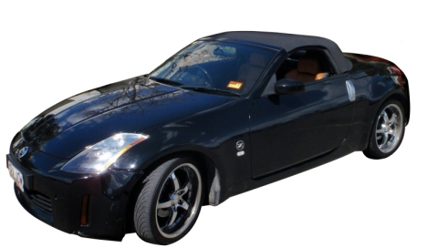 Nissan Soft Tops are a speciality